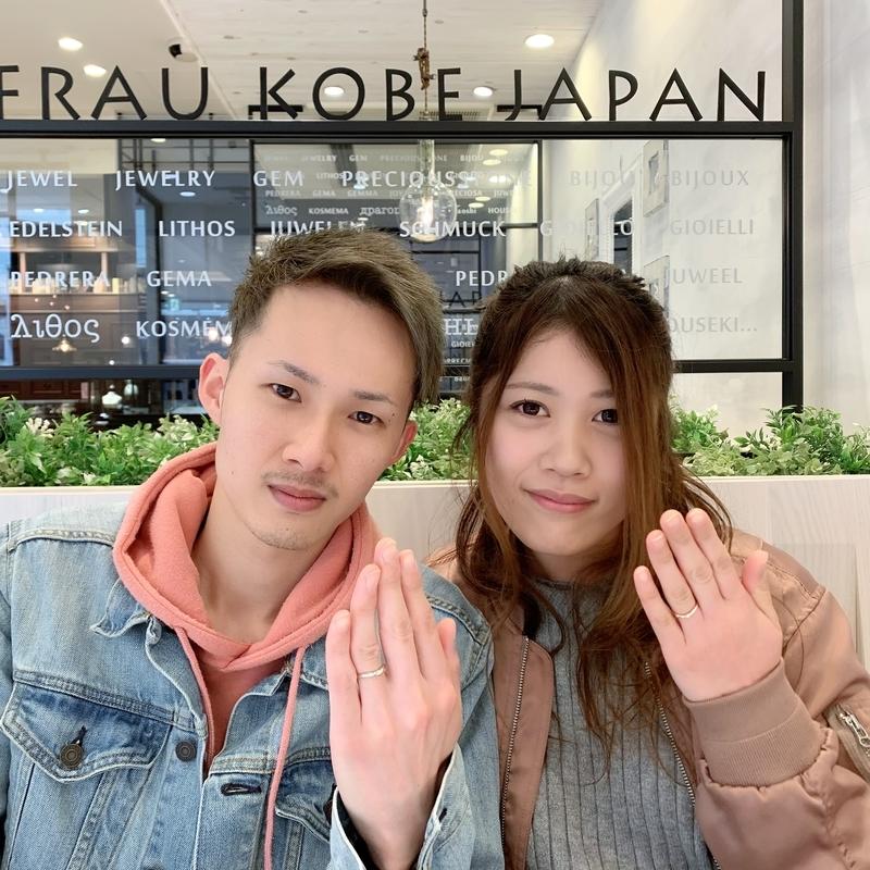 [香川][高松][結婚指輪][マリッジリング][オーダーメイド]