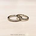 [香川][高松][結婚指輪][マリッジリング][シンプル]