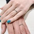 [香川][高松][人気][結婚指輪][シンプル]