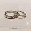 [高松][結婚指輪][人気][オーダーメイド][シンプル]