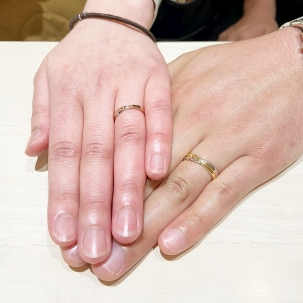 [結婚指輪 オリジナル]