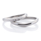 [結婚指輪][マリッジリング][V字][ぷくぷく]