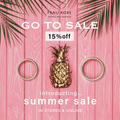 [セール][summer][sale][jewelry][15%OFF]