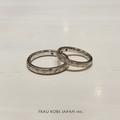 [香川][高松][結婚指輪][手作り][オリジナルデザイン]