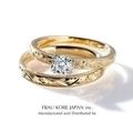 [Retro.][ハワイアンジュエリー][結婚指輪][マリッジリング][婚約指輪][エンゲージリング][アンティークジュエリ]