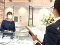 [テレビせとうち][取材][コロナ対策][丸亀町商店街][指輪]