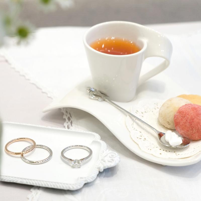 [jewelry][ring][おもてなし][フレーバーティー][ジュエリー]