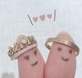 [3月3日][ひなまつり][結婚指輪][婚約指輪][ウェディング]