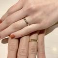 [香川][高松][結婚指輪][マリッジリング][ゴールド]