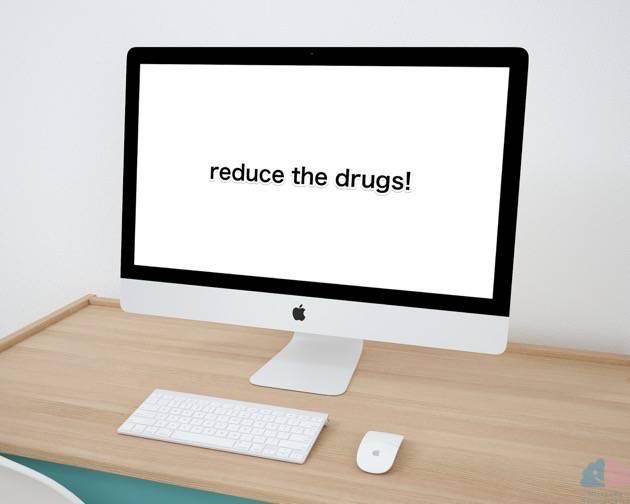 薬を減らそう