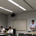 2016年9月26日本部会議
