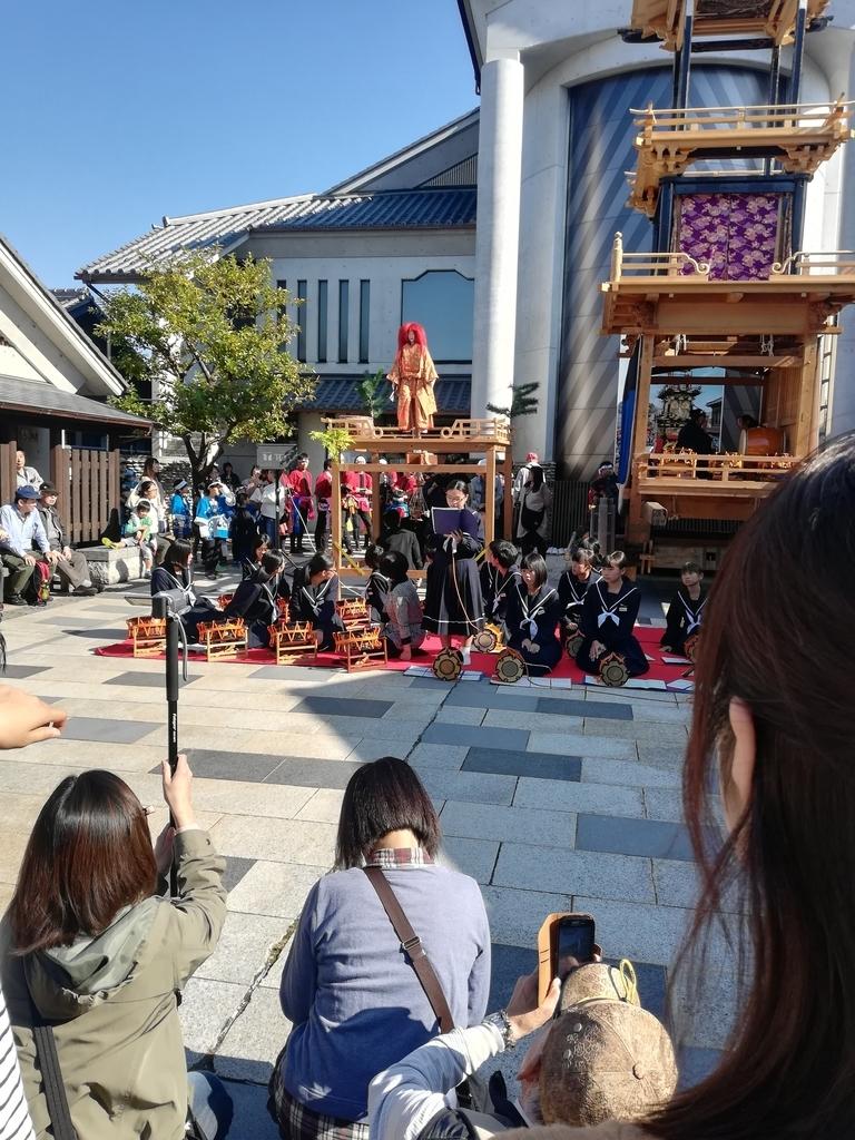 犬山城下町のイベント会場