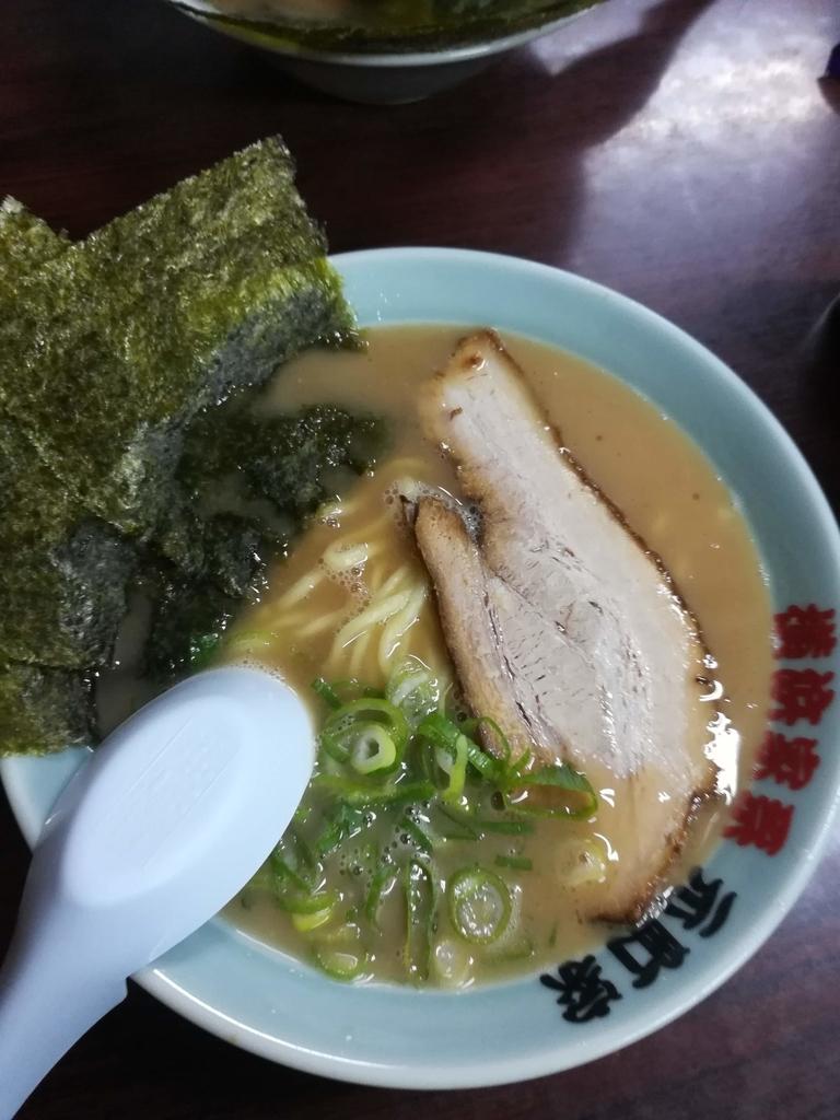 豚骨醤油 モトマチヤ