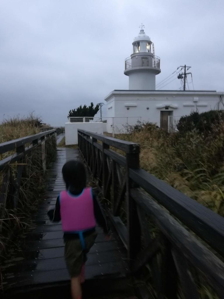 城ヶ島灯台を散策することができます