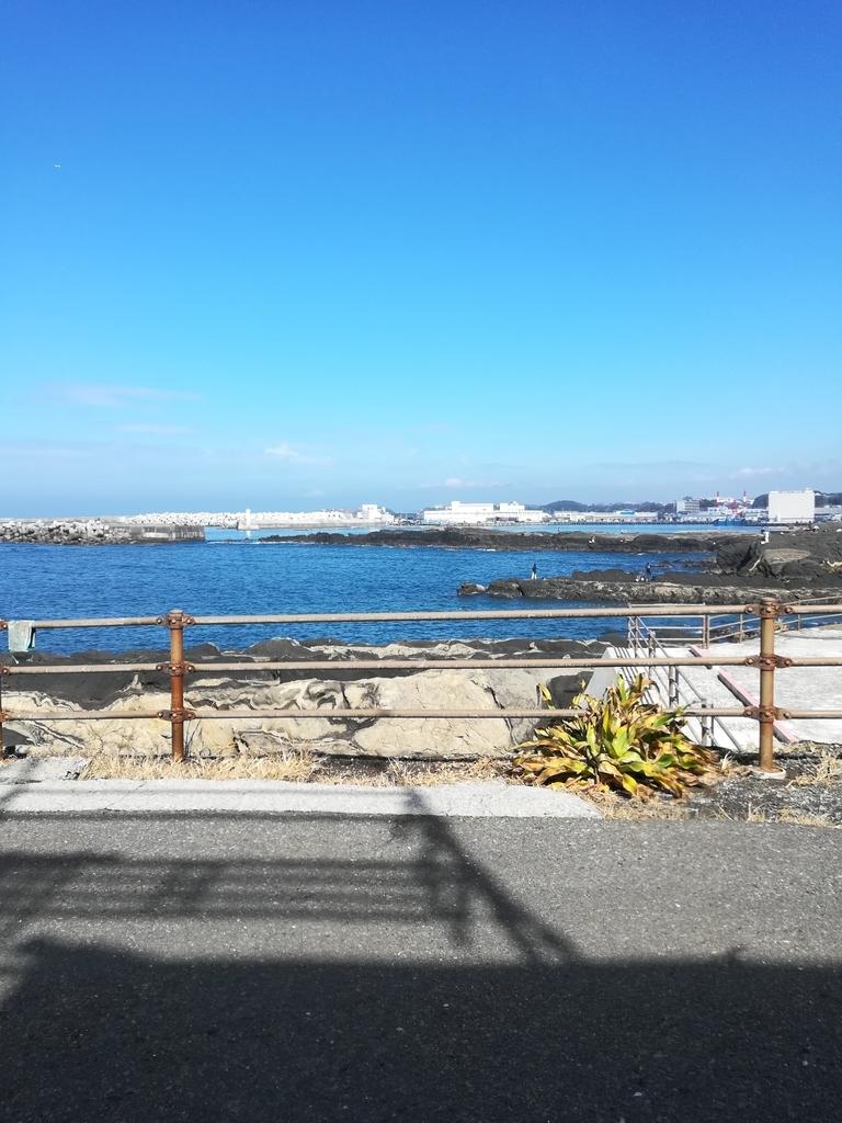 城ヶ島京急ホテルの朝
