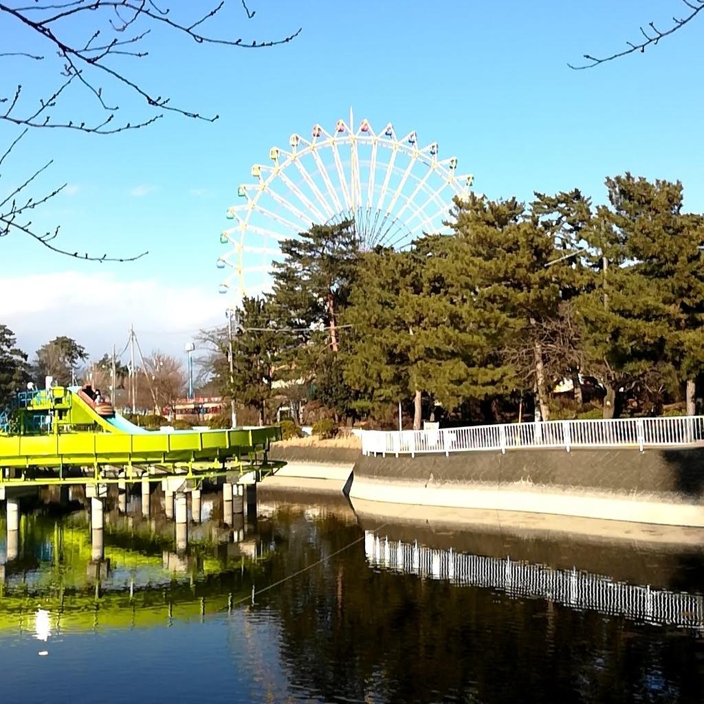 華蔵寺公園遊園地は子どもも大人も楽しめます!