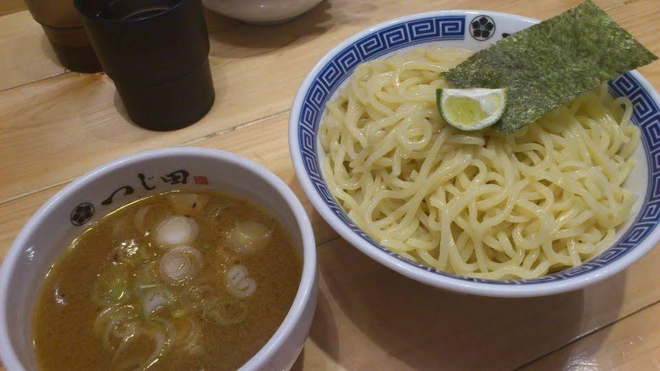 めん徳二代目つじ田-濃厚豚骨魚介のつけ麺