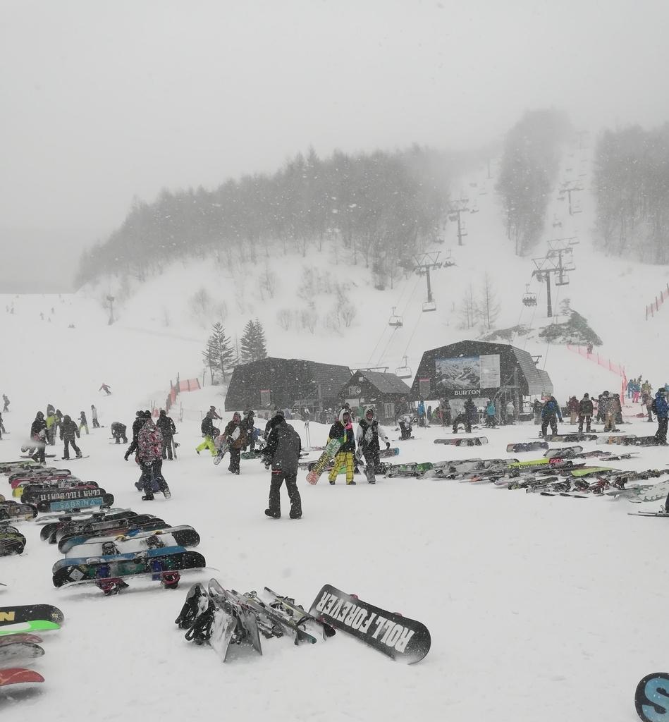 川場スキー場は東京から近い!