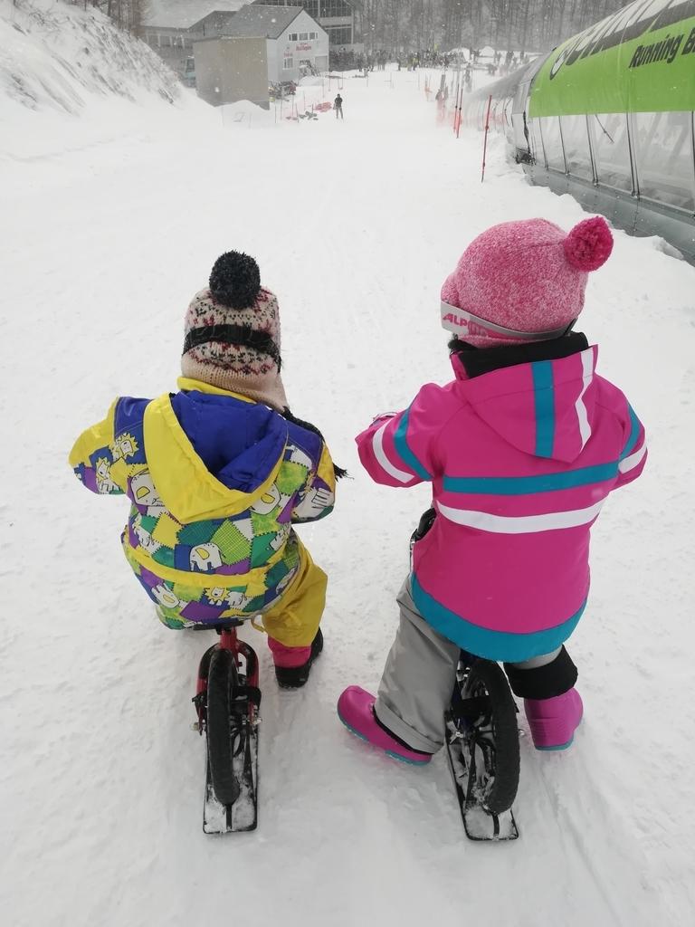 川場スキー場のキッズ用ゲレンデは楽しい!