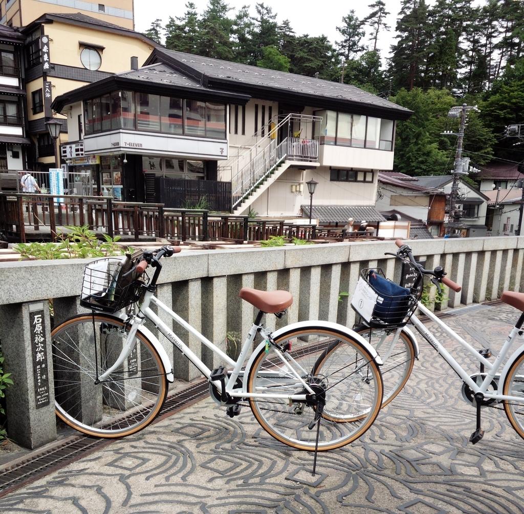 草津温泉の観光は自転車もオススメ!