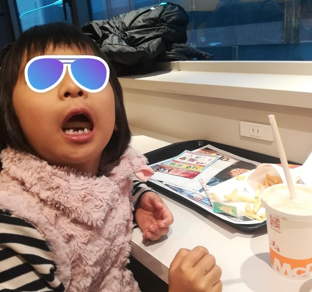 歯抜けの子どもは格別のかわいさ