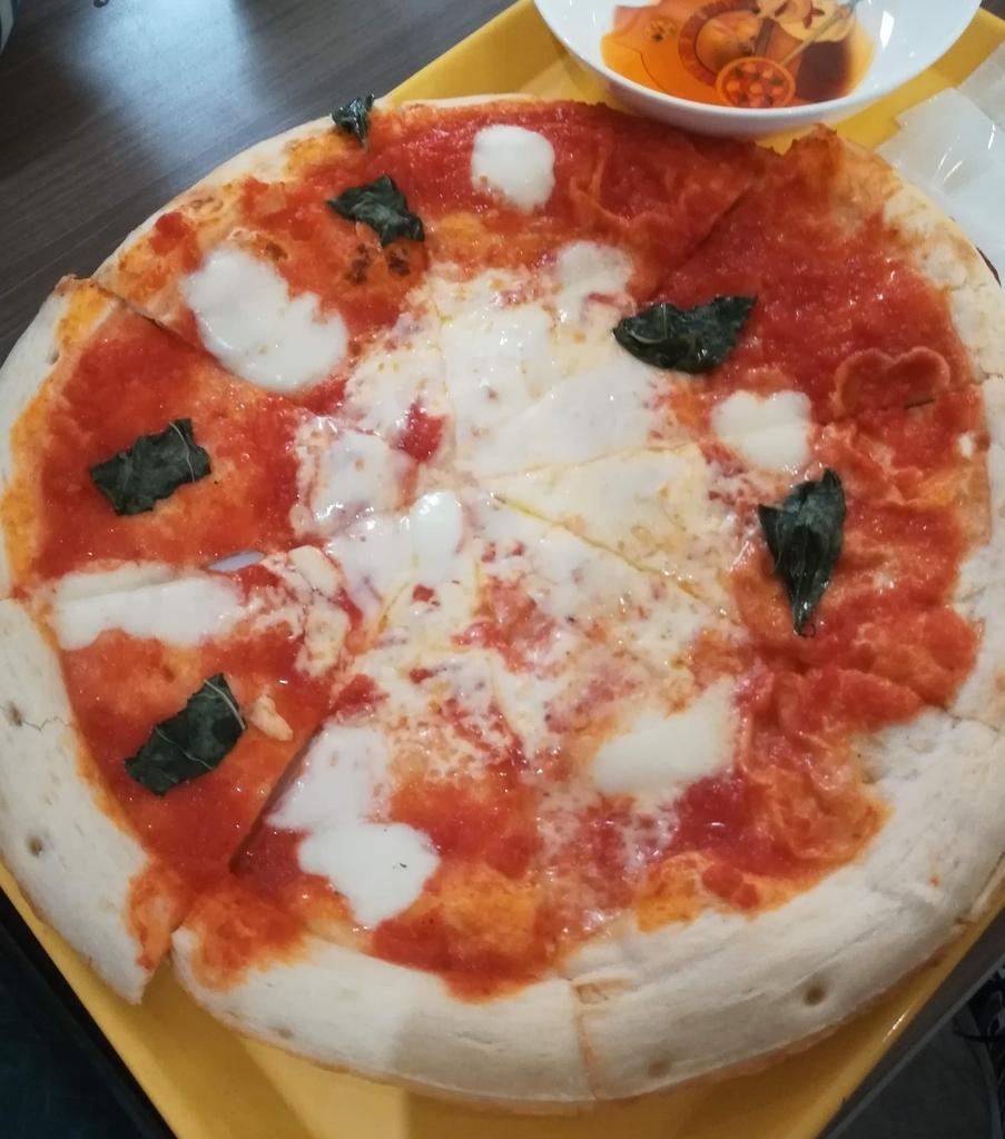 パルメナーラはピザもオススメ!