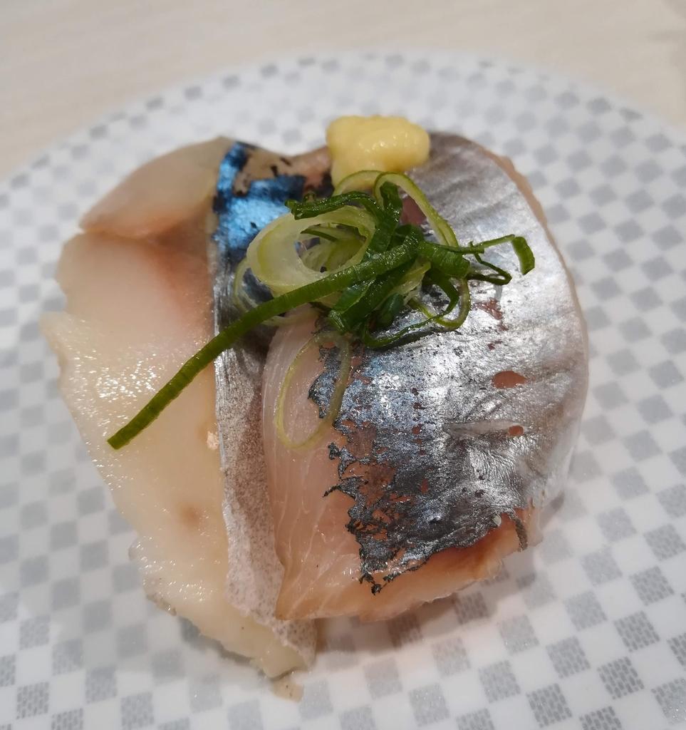 魚べいの合い盛りはいろいろ食べたいときにもグッド!