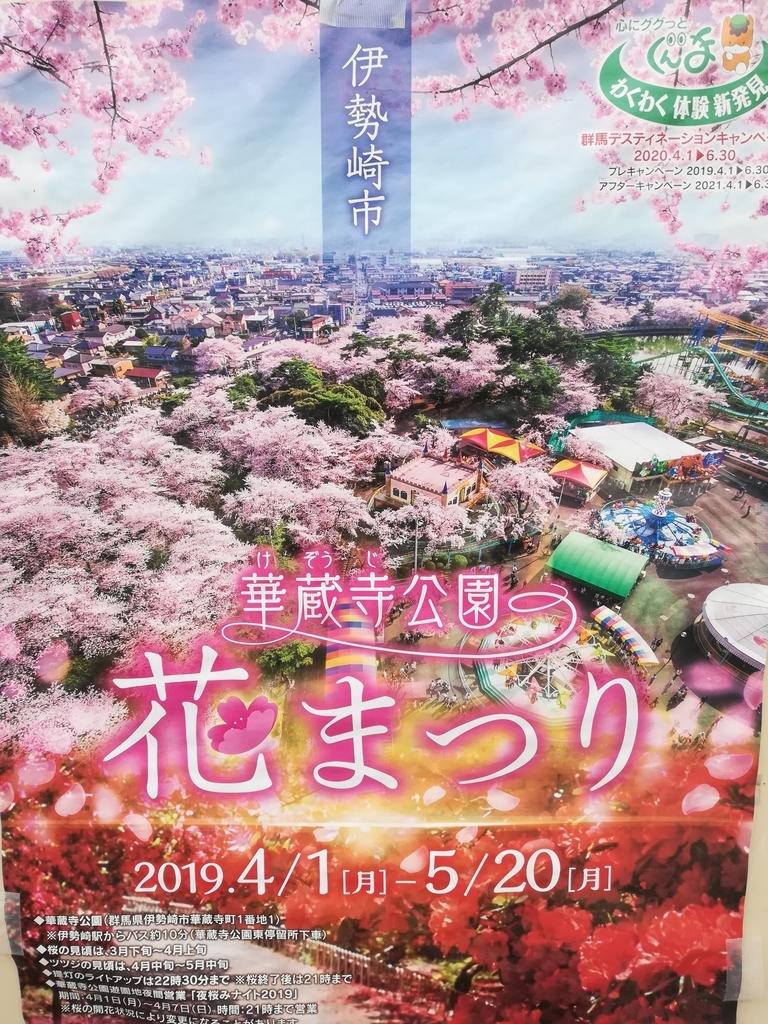 咲き乱れる華蔵寺公園の桜は圧倒的な美しさ!