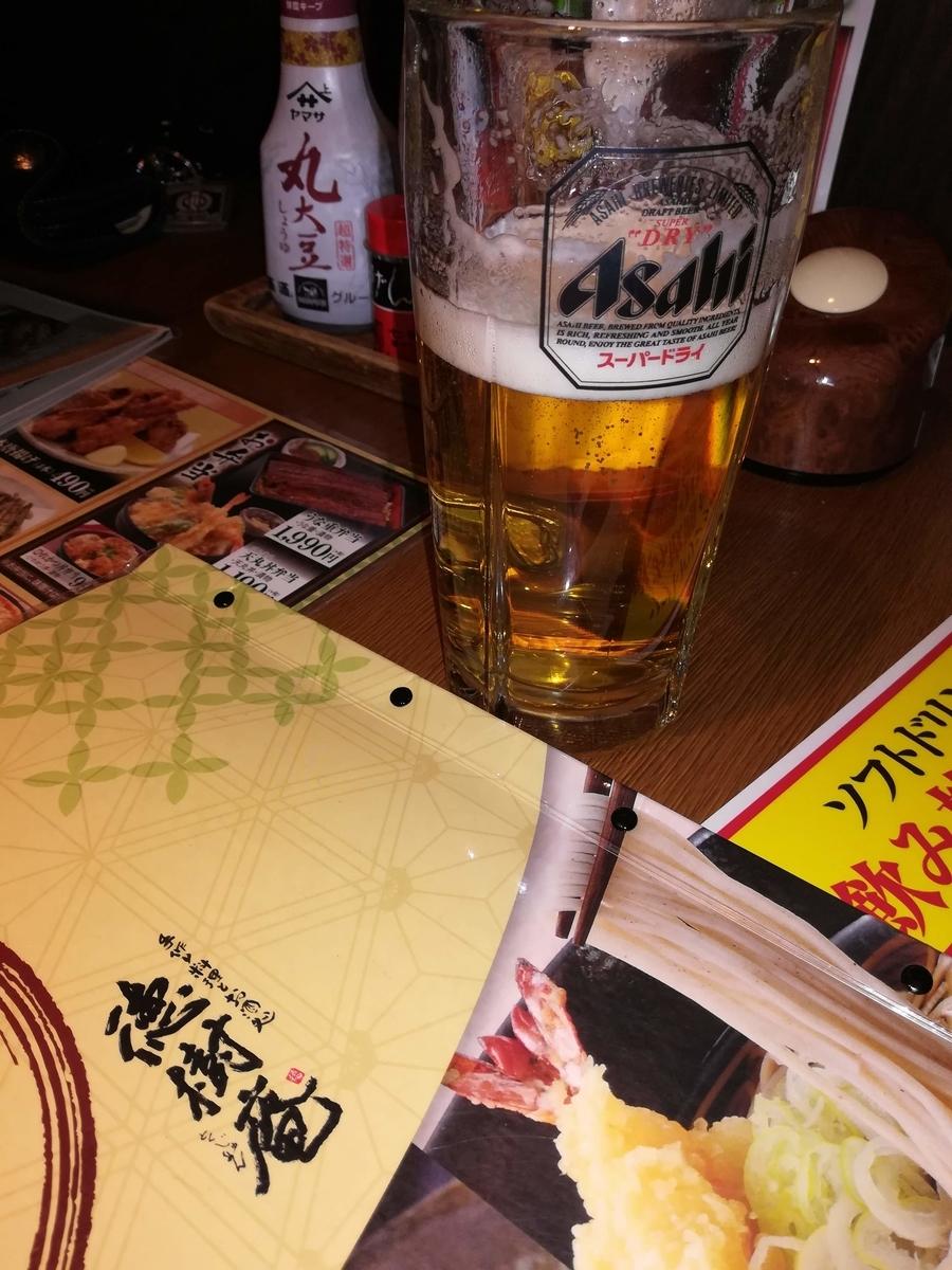 徳樹庵は食事だけでなく、お酒やおつまみも楽しめます!