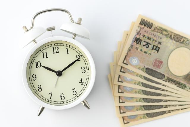 時間とお金について