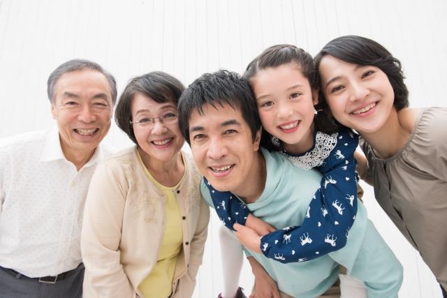 現実問題として、お金は家族の笑顔を守る術なのです