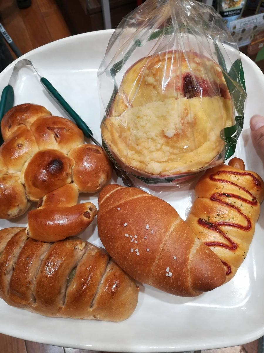 麻布十番モンタボーはおいしい手作りパンのお店