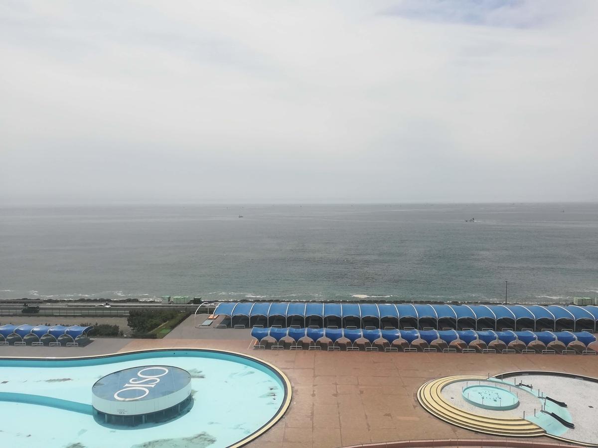 天気が良ければ伊豆大島なども見えますよ!