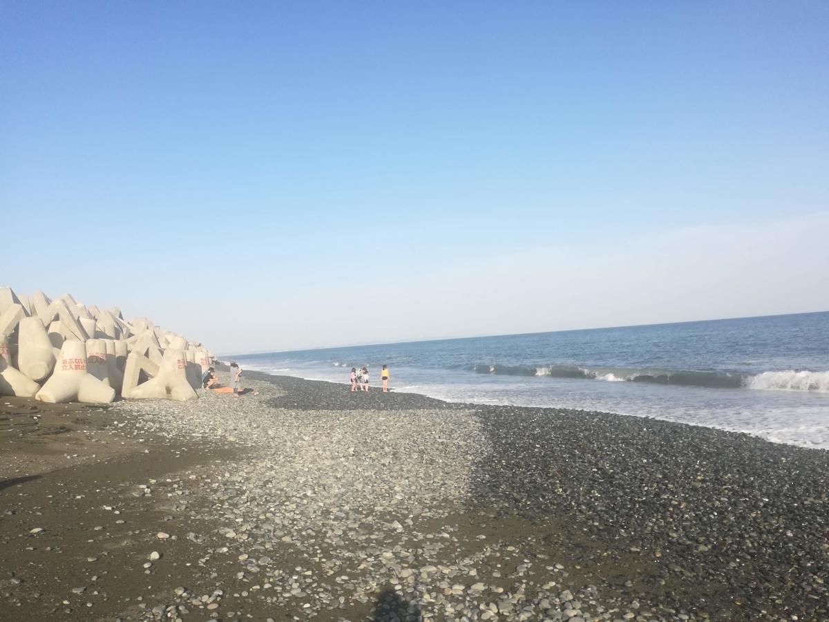 ホテルの敷地から海に出ることもできますよ!