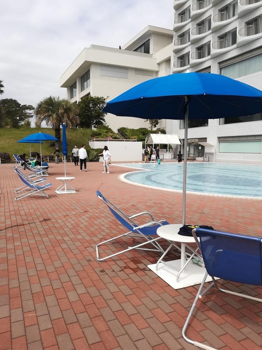 大磯プリンスホテルのGW限定のじゃぶじゃぶプール無料開放はとても良い企画ですね!