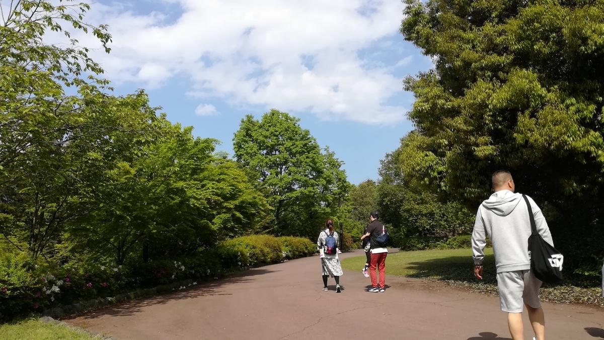 小田原わんぱくランドは緑豊かで家族でゆっくり過ごせる楽しい公園でした!