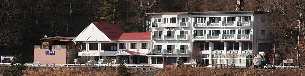 精進レークホテルは山梨県の精進湖のほとりにあります!