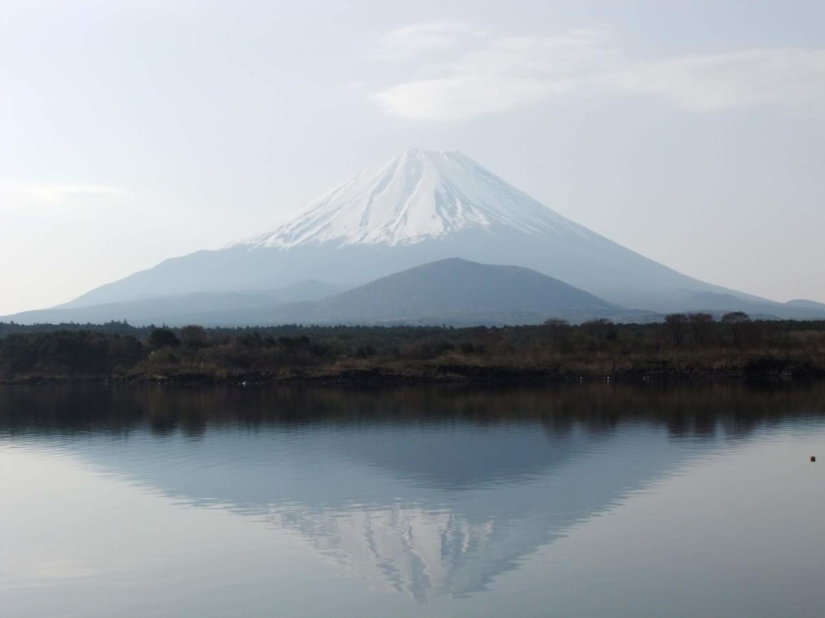 素人でもこんなに素晴らしい富士山が撮影できました!