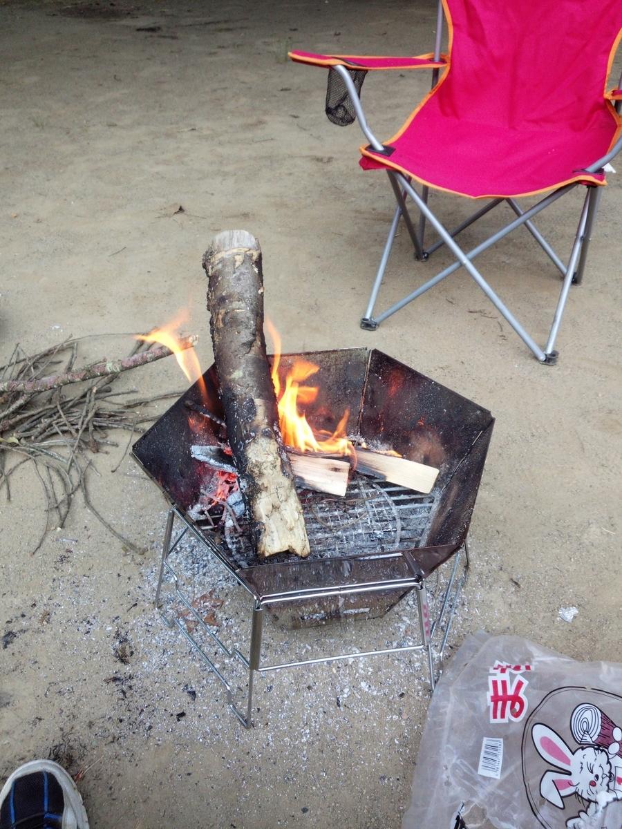 焚き火台があればもっとアウトドアを楽しめます!