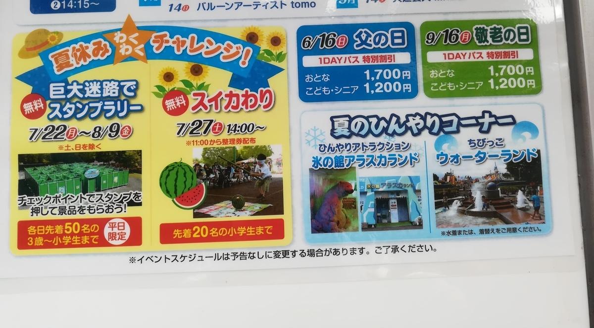 子どもを連れて渋川スカイランドパークに行ってみよう!