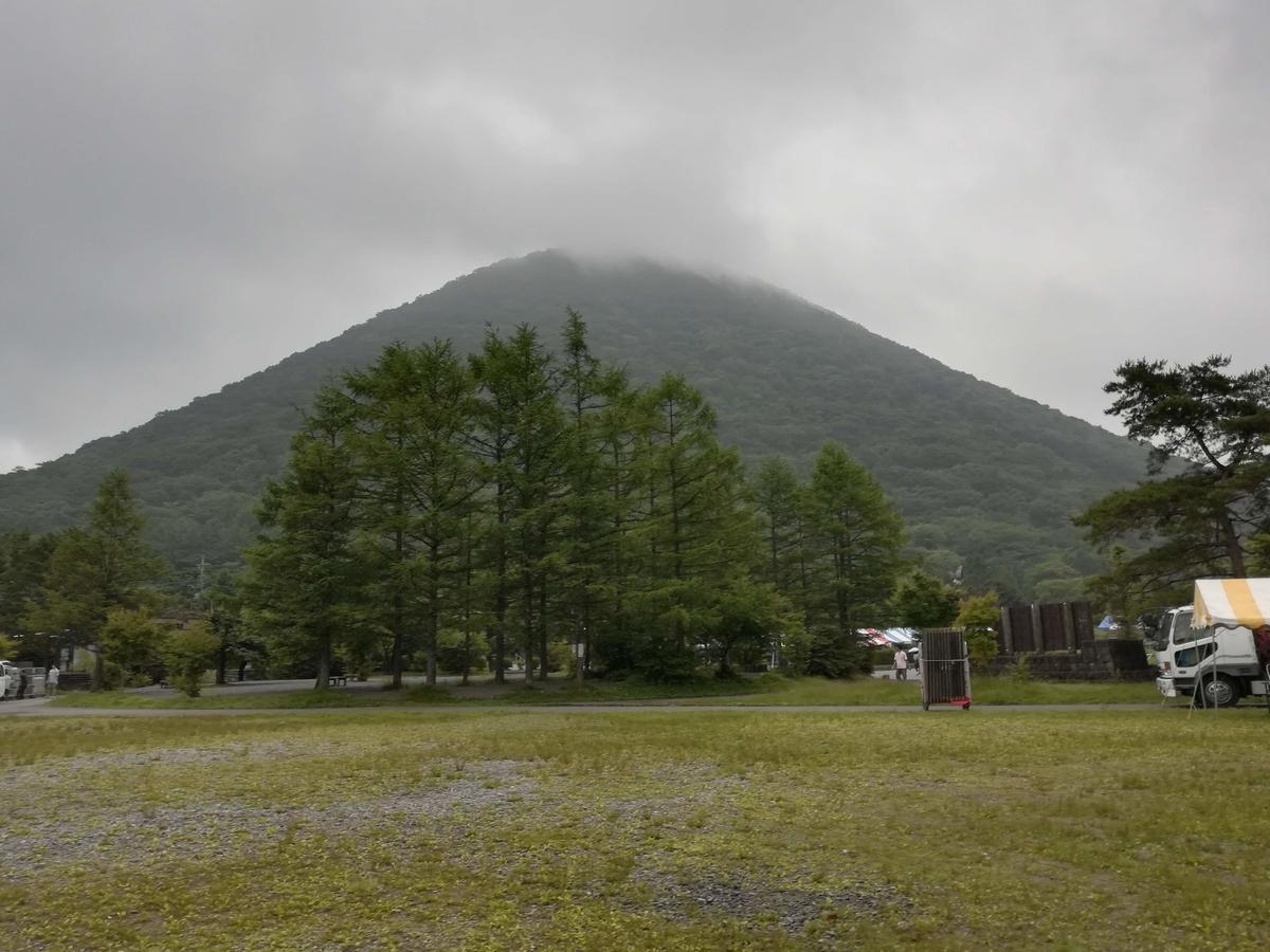 榛名富士もオススメ観光スポットです