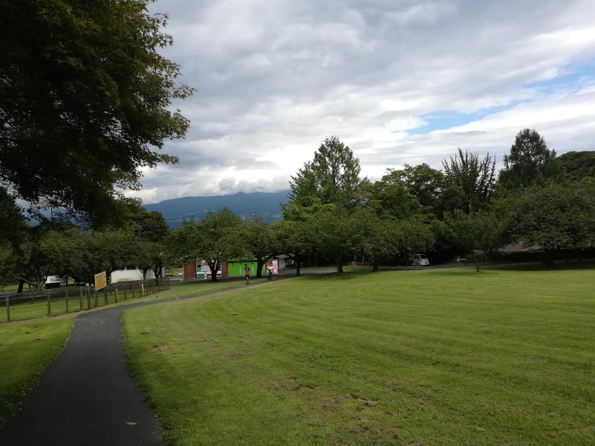 伊香保グリーン牧場は緑の美しい牧場です!