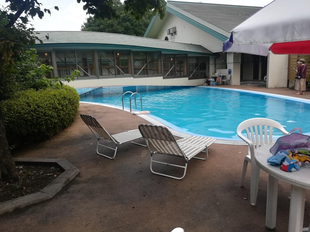 ホテル天坊にはこんなに素敵なプールまであるんです!