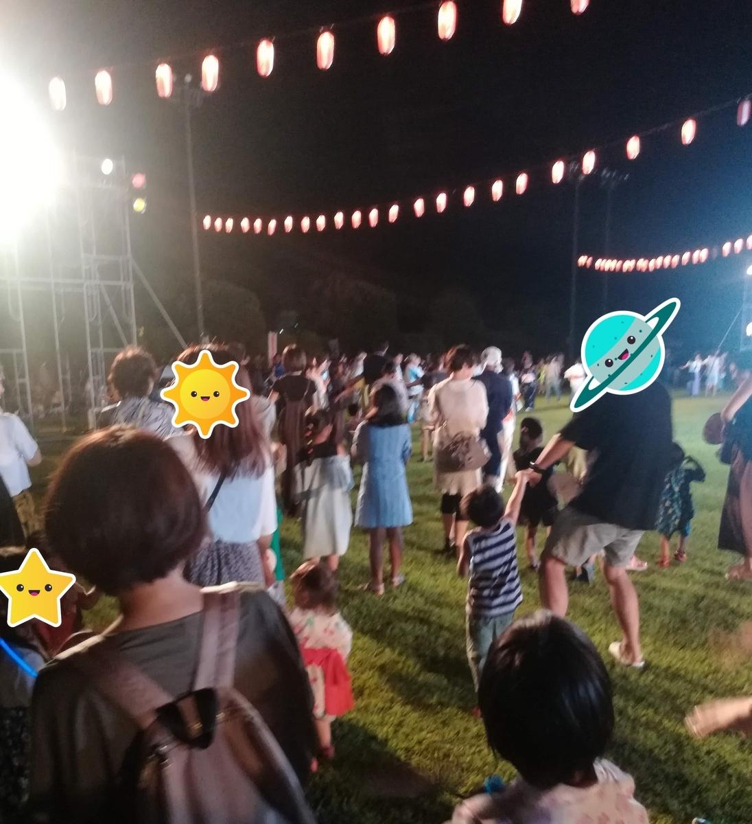 夏祭り、盆踊り、花火大会、ビール、みんなで騒ぎましょう!