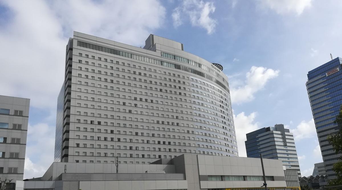 東京ベイ有明ワシントンホテルは快適で格安でありがたい!