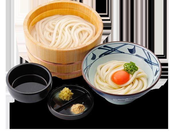 丸亀製麺はおいしい讃岐うどんをリーズナブルに提供してくれます!