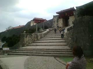 首里城は戦後に再建された
