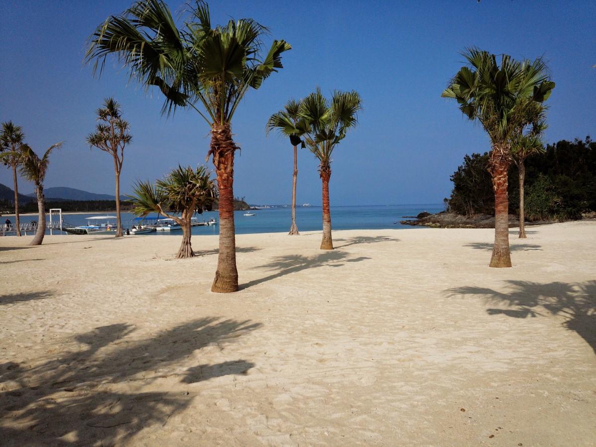 GWの沖縄は快適です