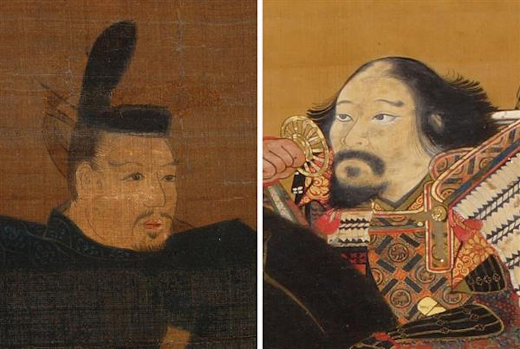 足利尊氏の肖像画が発見された件...