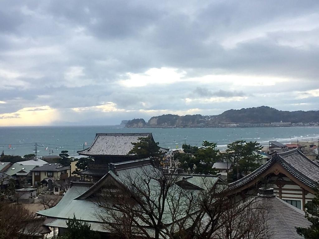 鎌倉材木座の光明寺